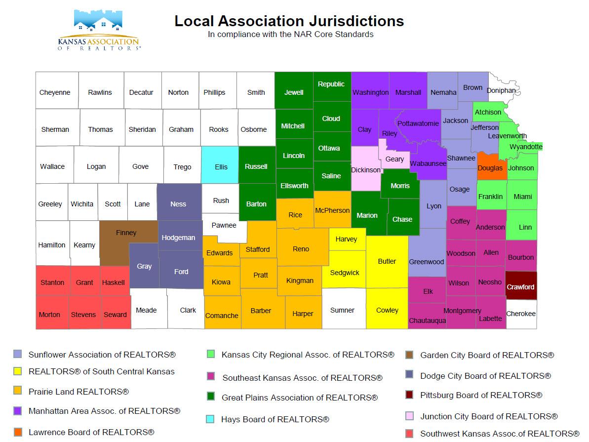 2016 local jurisdiction map