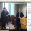 Kansas REALTORS® visit Capitol Hill