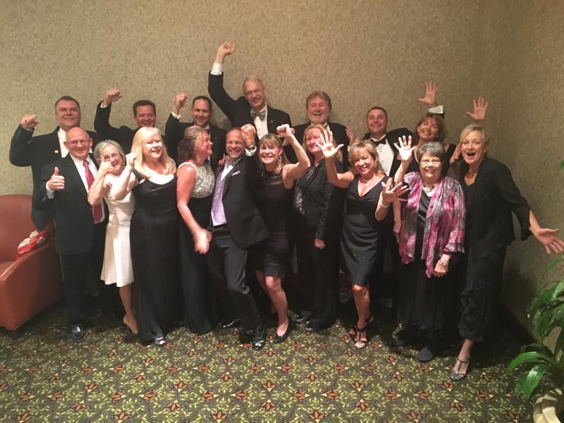 2015 Executive Committee KAR - fun